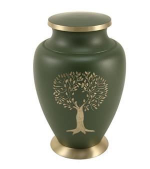 5240L Aria Tree of Life Adult Urn